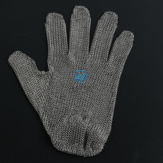 5104-Five Finger Wrist Glove With Spring Strap