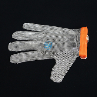 Cut Resistant Metal Mesh Butcher Gloves