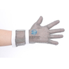 Long Cuff Stainless Steel Metal Mesh Gloves